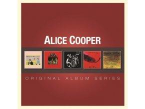 Alice Cooper - Original Album Series (5 CD Boxset) (Music CD)