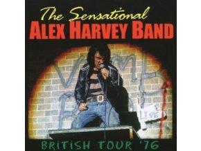 The Sensational Alex Harvey Band - British Tour 76 (Music CD)