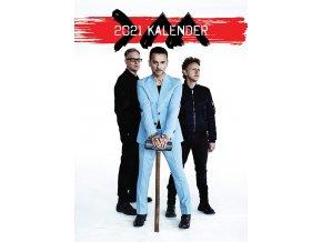 depeche mode kalendář 2021 a3