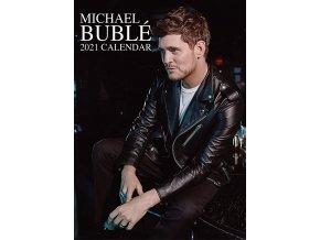 michael buble kalendář 2021 a3
