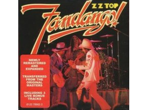 ZZ Top - Fandango [Remastered & Expanded] (Music CD)