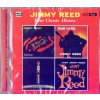 JIMMY REED - Four Classic Albums (Found Love / Rockin With Jimmy Reed / Now Appearing / Just Jimmy Reed) (CD)