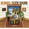 VARIOUS ARTISTS - King Size Dub - Reggae Germany Downtown 3 (CD)