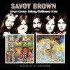 SAVOY BROWN - Street Corner Talking / Hellbound Train (CD)