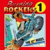 VARIOUS ARTISTS - Burning Rockers The 12 Inch Singles (CD)