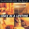 Talking Heads - Once In A Lifetime - Best Of (Music CD)