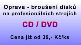 Text oprava disků