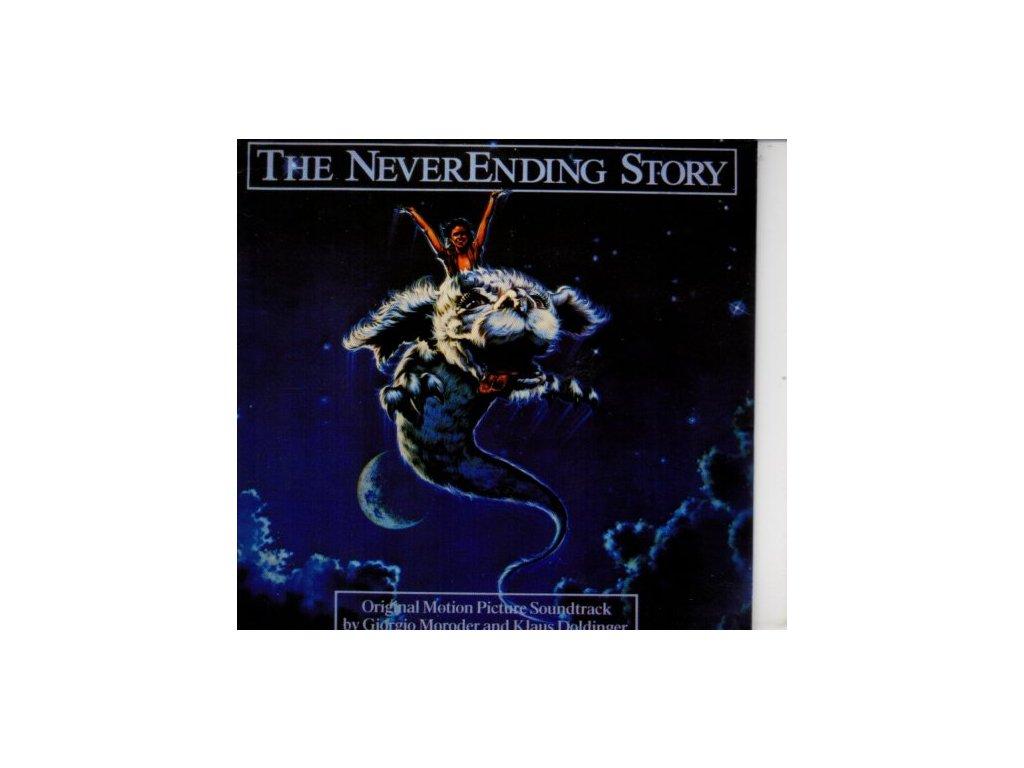 neverending story soundtrack klaus doldinger
