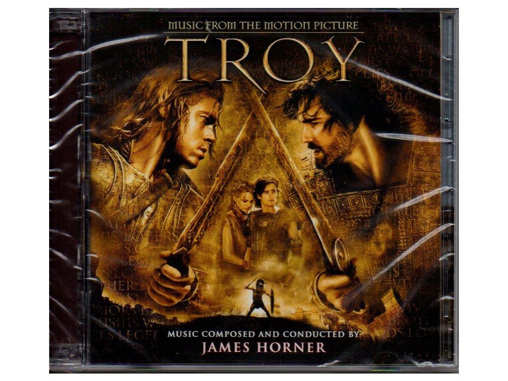 Troja Soundtrack