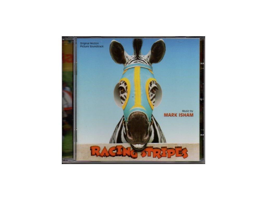 Rychlý Stripes (soundtrack - CD) Racing Stripes