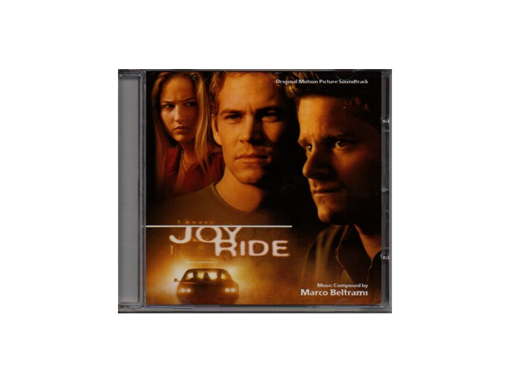 Jízda do pekel (soundtrack - CD) Joy Ride