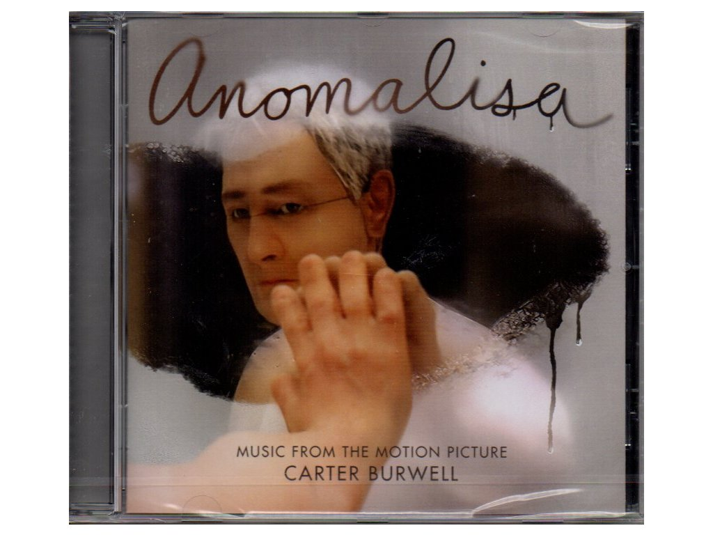 anomalisa soundtrack cd carter burwell