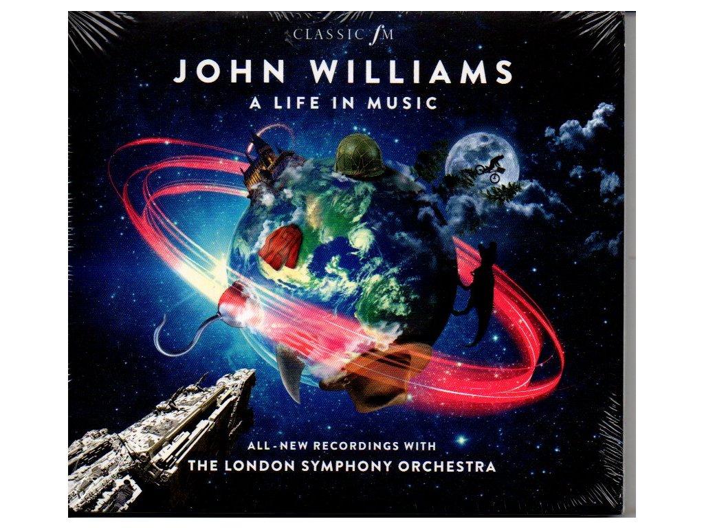 john williams a life in music cd