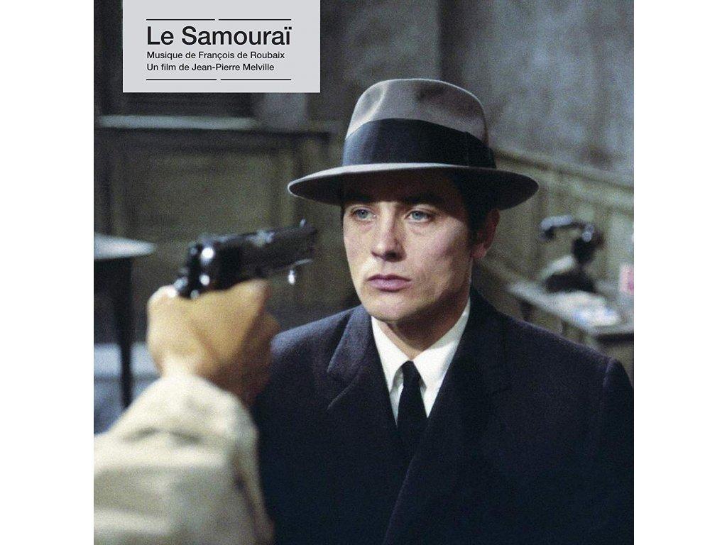 le samourai soundtrack lp vinyl francois de roubaix