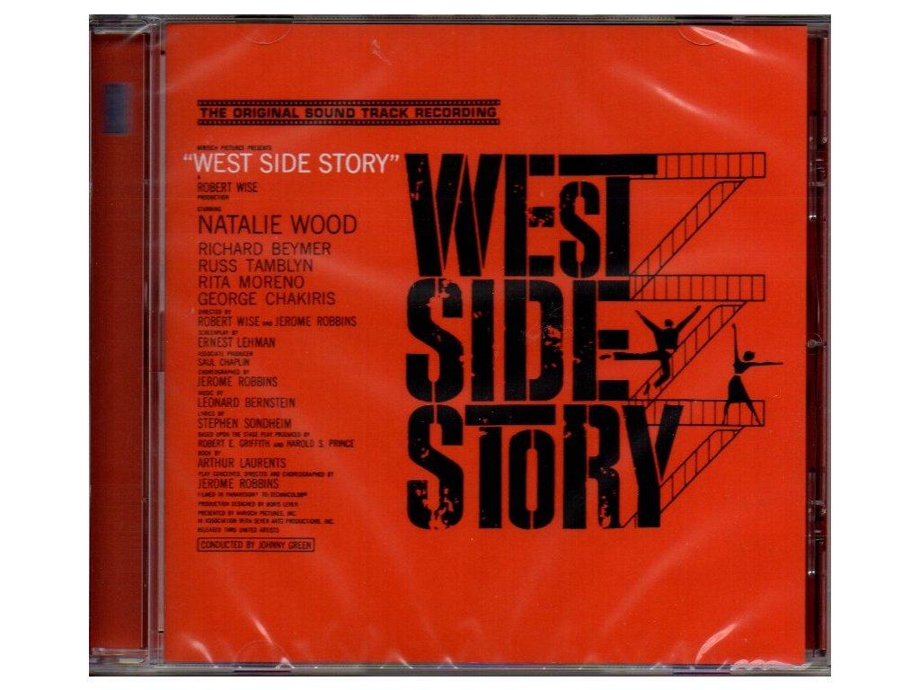 west side story soundtrack cd
