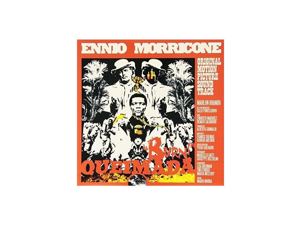 burn queimada soundtrack lp vinyl ennio morricone