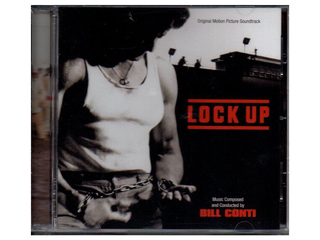 lock up soundtrack cd bill conti