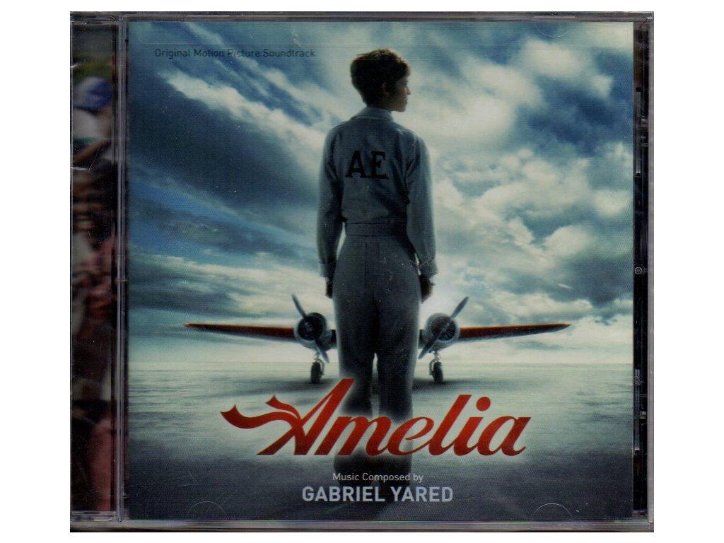 amelia soundtrack cd gabriel yared