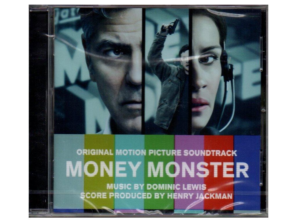 money monster soundtrack cd henry jackman