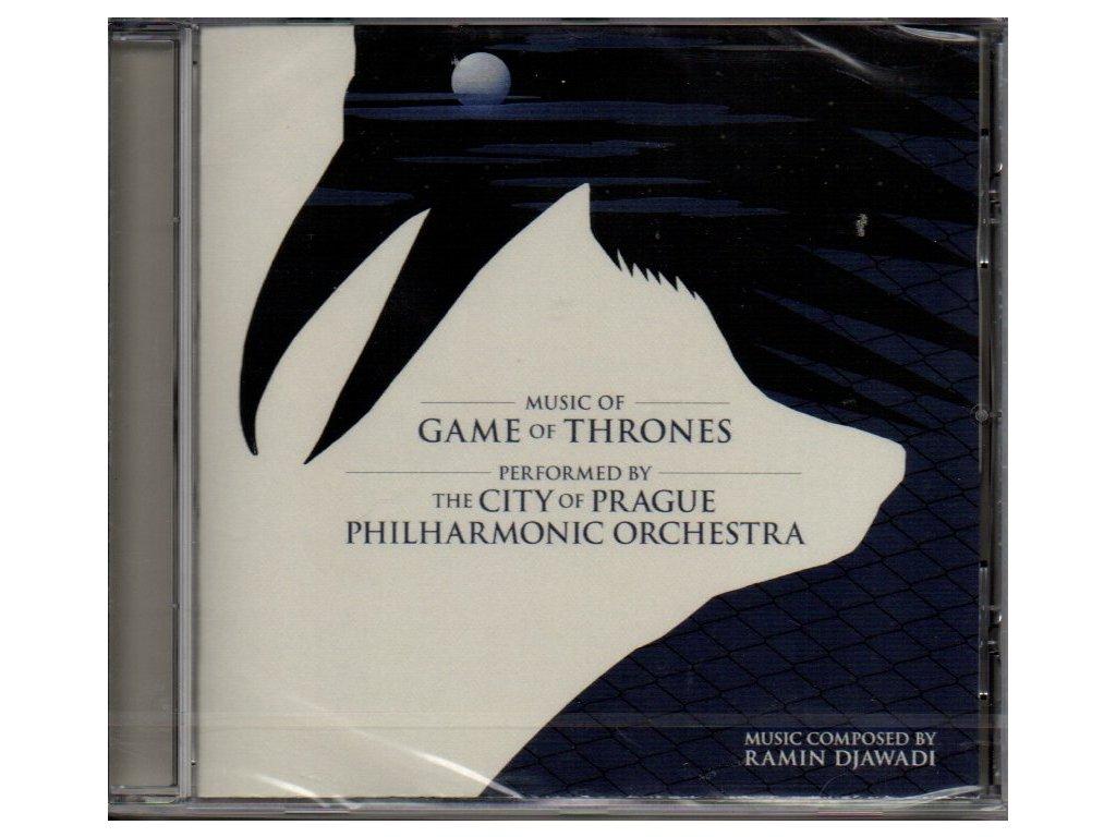 music of game of thrones cd ramin djawadi