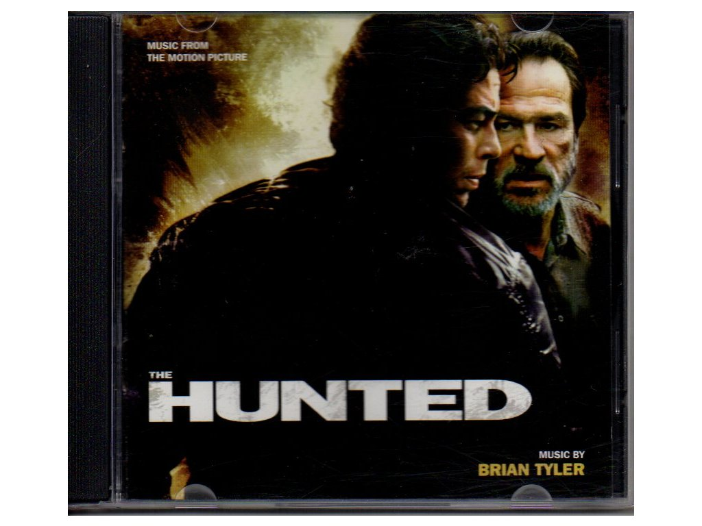 the hunted soundtrack cd brian tyler