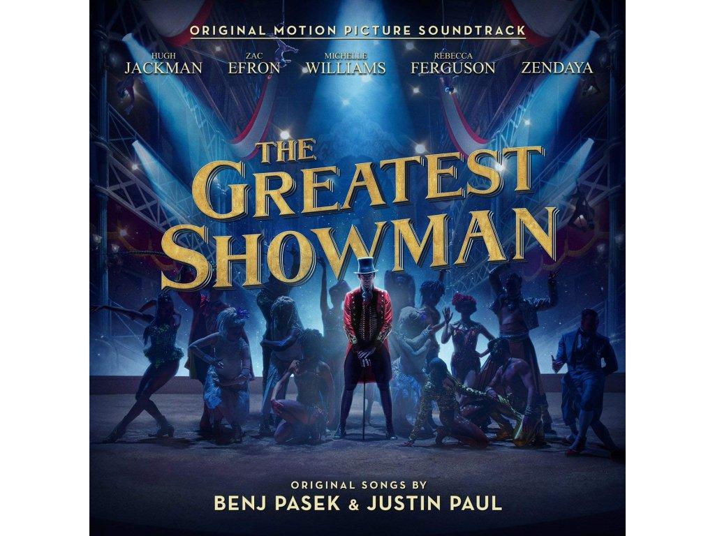 the greatest showman lp vinyl soundtrack