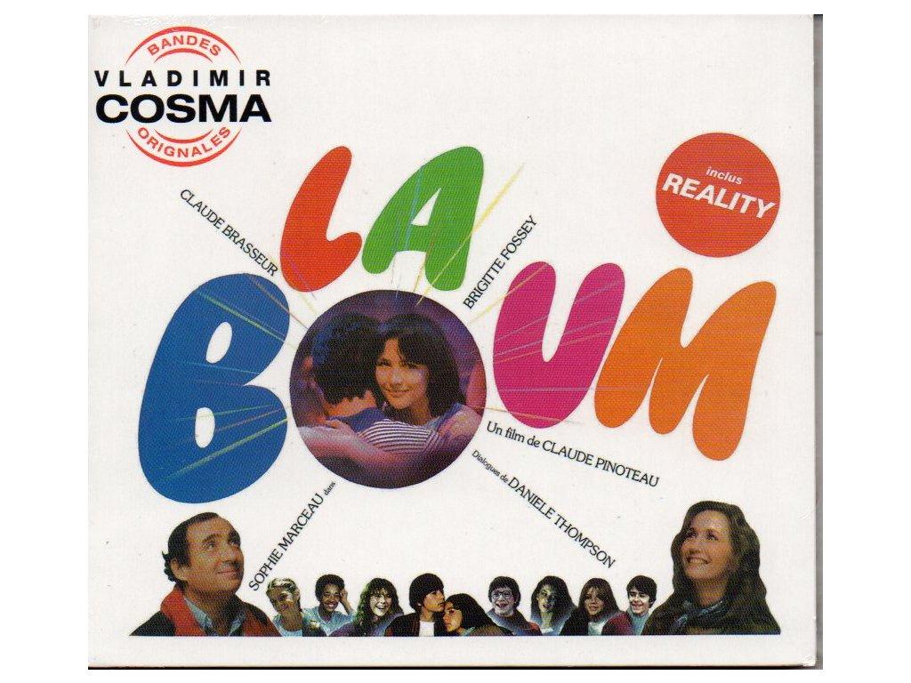 la boum soundtrack cd vladimir cosma