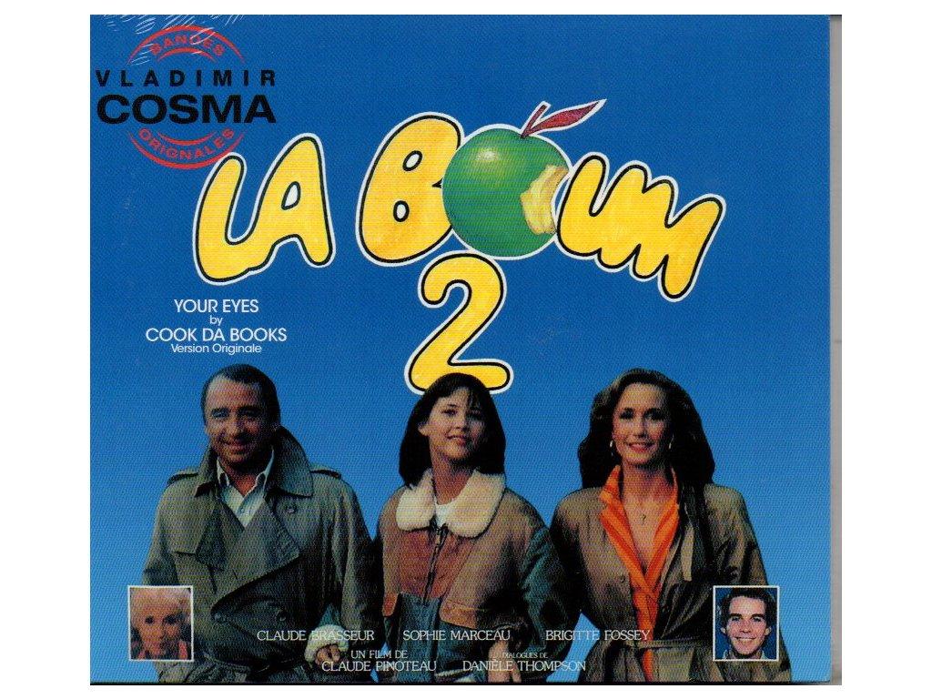 la boum 2 soundtrack cd vladimir cosma