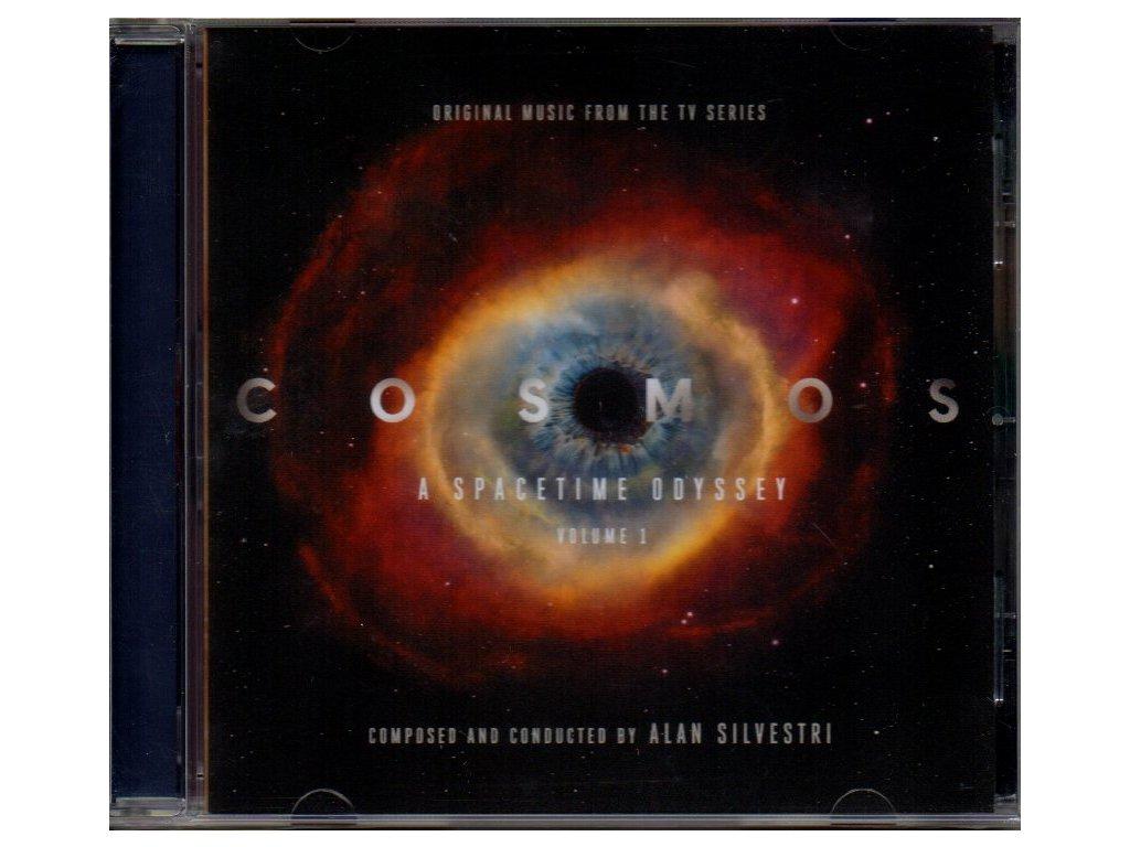 cosmos a spacetime odyssey volume 1 soundtrack cd alan silvestri