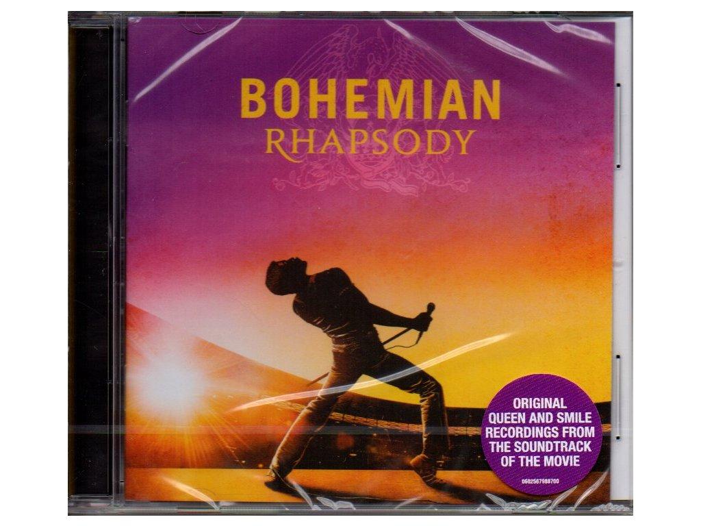 bohemian rhapsody soundtrack cd