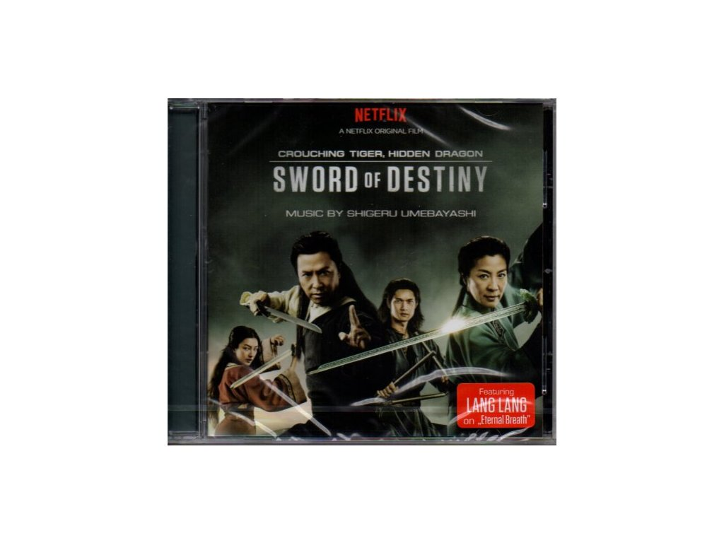 crouching tiger hidden dragon sword of destiny soundtrack shigeru umebayashi
