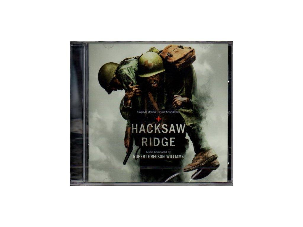 hacksaw ridge soundtrack rupert gregson williams