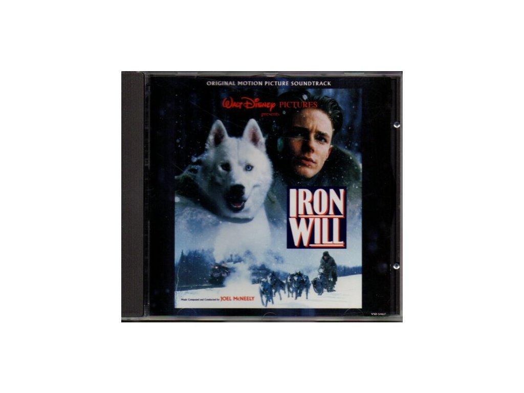 iron will soundtrack joel mcneely