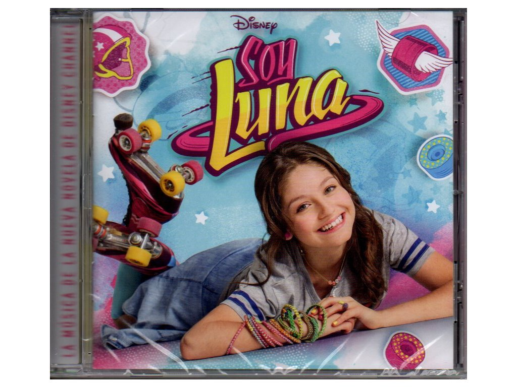 soy luna soundtrack cd