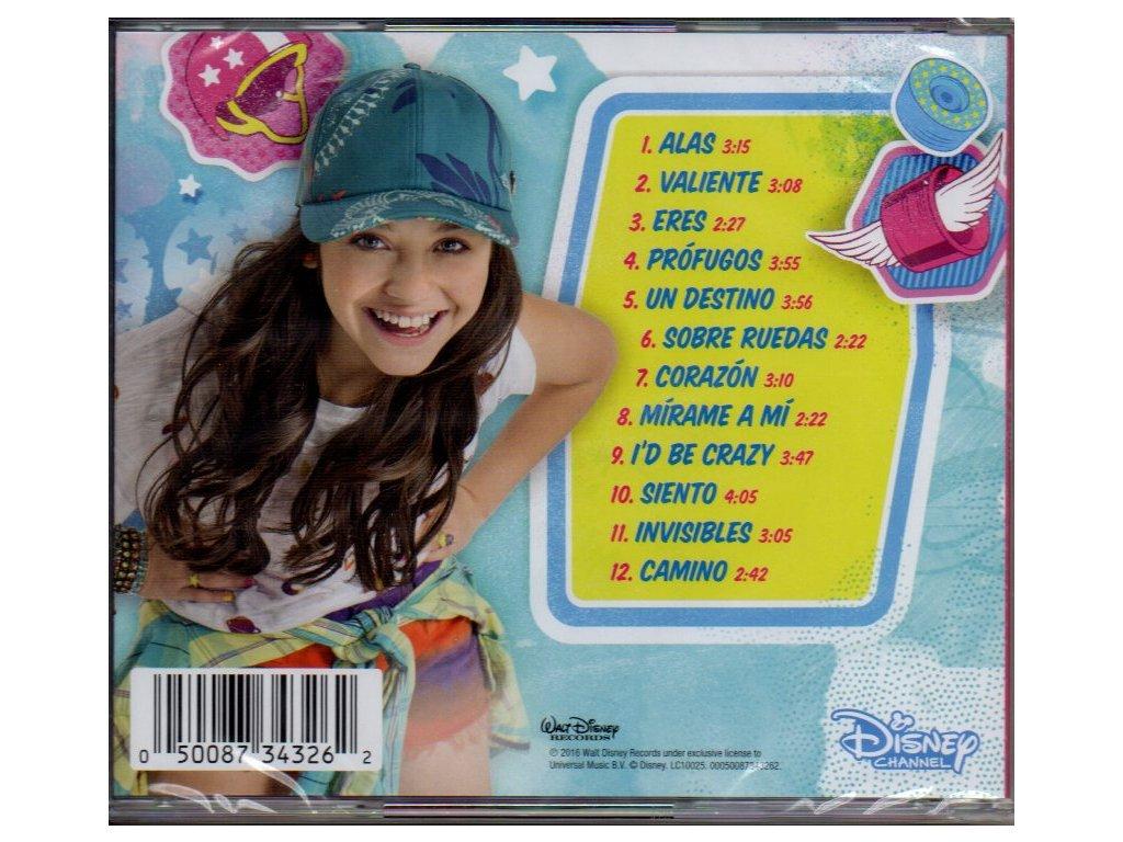 2a839792fab6a Soy Luna (soundtrack - CD)   CD-Soundtrack.cz