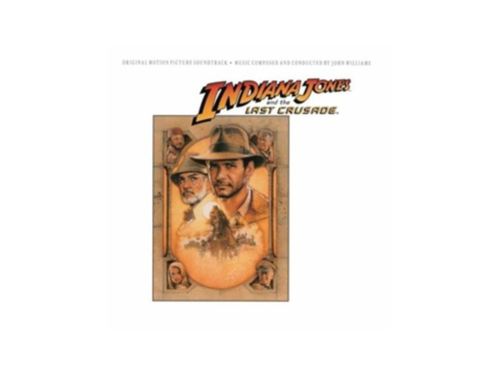Various Artists - Indiana Jones And The Last Crusade (Music CD)