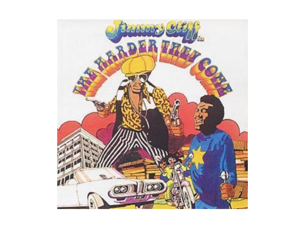 Original Soundtrack - Harder They Come (Jimmy Cliff) (Music CD)
