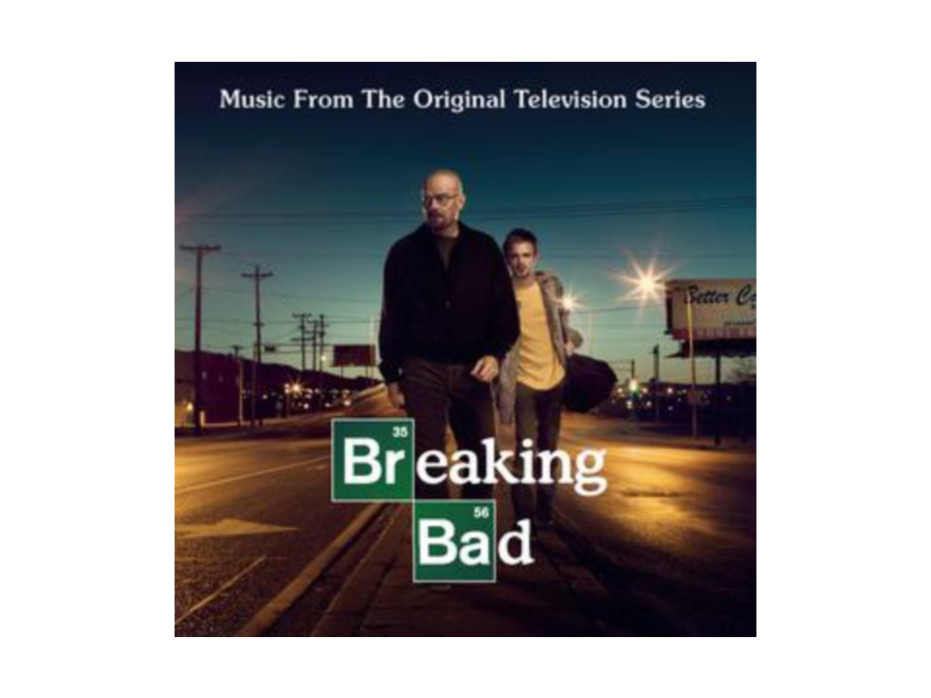 Original Soundtrack - Breaking Bad [Music from the Television Series] (Music CD)