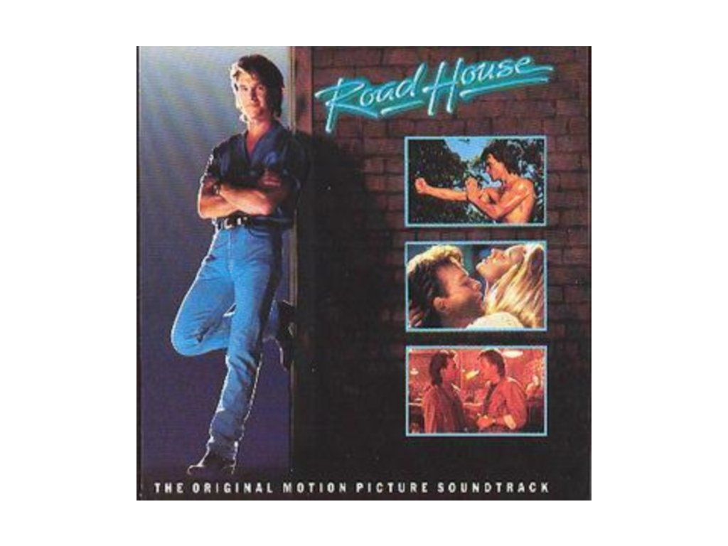 Original Soundtrack - Roadhouse (Music CD)