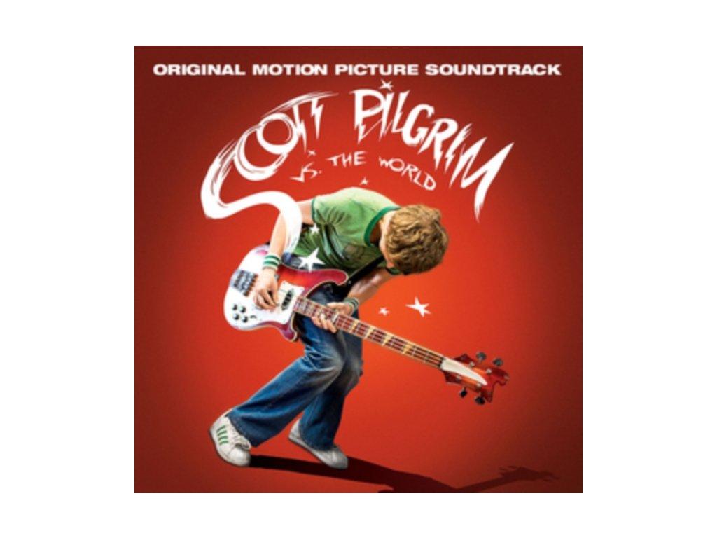 Various Artists - Scott Pilgrim Vs. The World (Music CD)