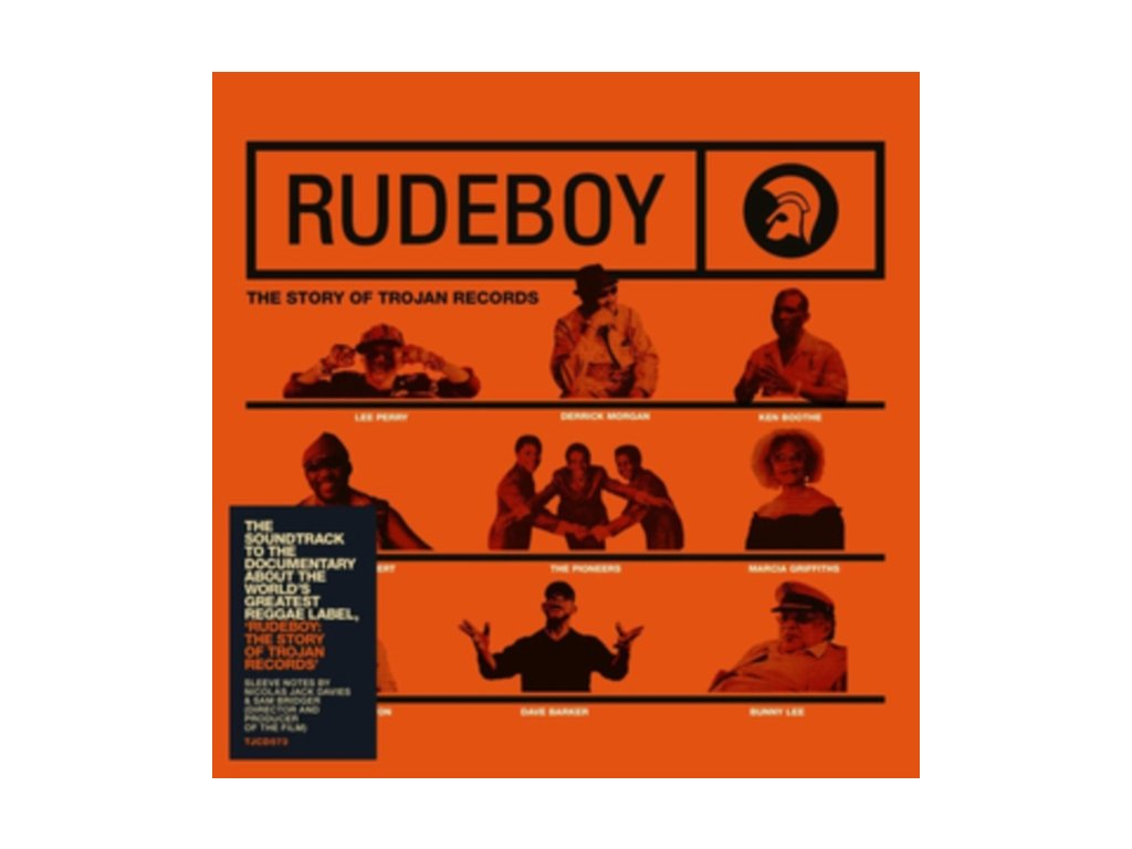 Various Artists - Rudeboy: The Story of Trojan Records (Original Motion Picture Soundtrack) (Music CD)