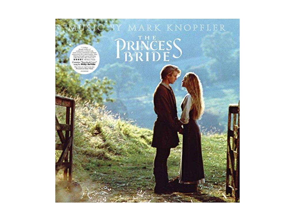 Original Soundtrack - Princess Bride (Mark Knopfler) (Music CD)