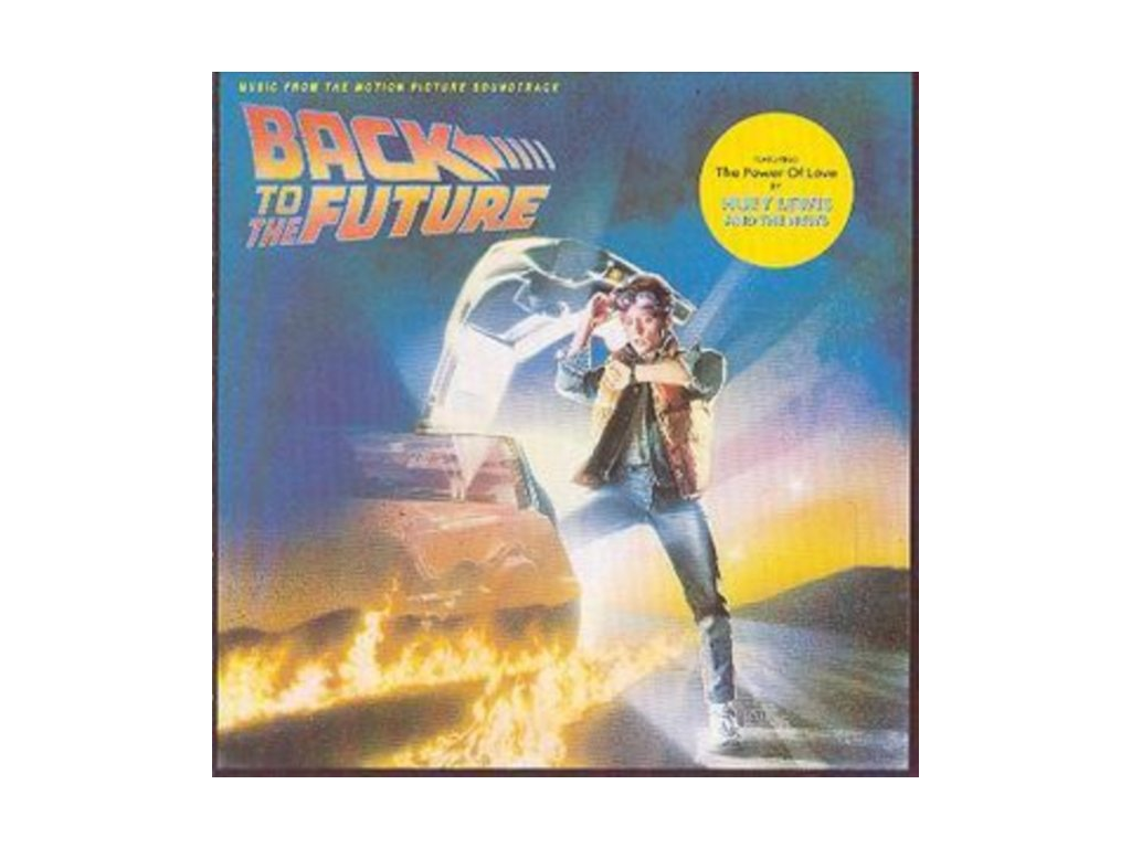 Original Soundtrack - Back To The Future (Music CD)