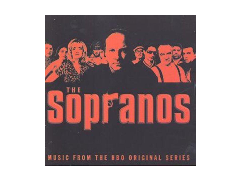 Original Soundtrack - Sopranos (Music CD)