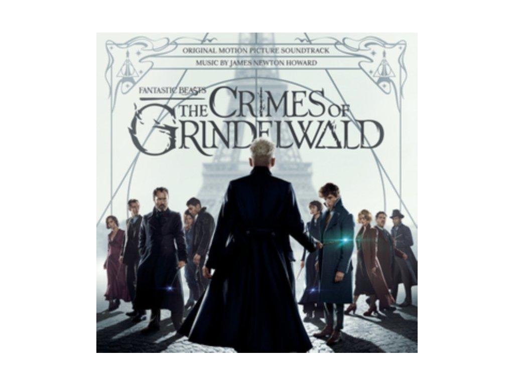 Fantastic Beasts: The Crimes Of Grindelwald (Original Motion Picture Soundtrack) (Music CD)