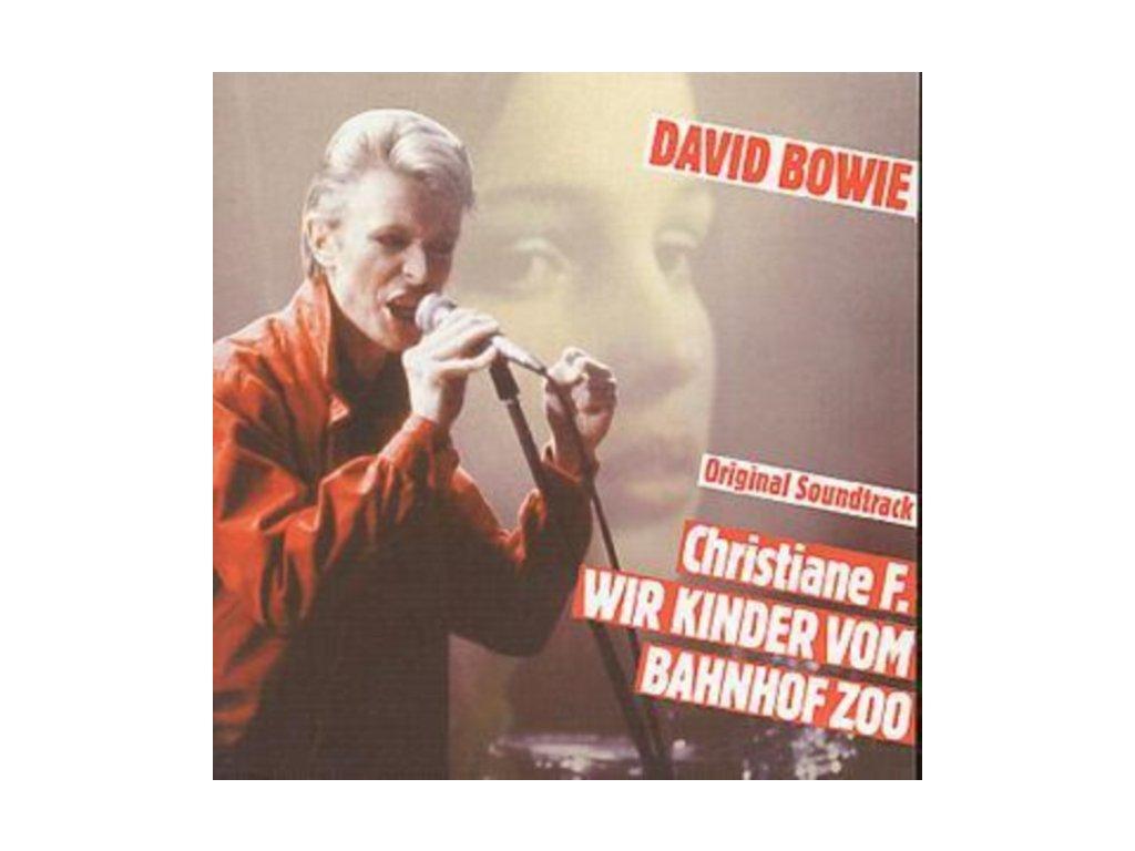 David Bowie - Christiane F.: Wir Kinder Vom Bahnof Zoo/Original Soundtrack (Music CD)