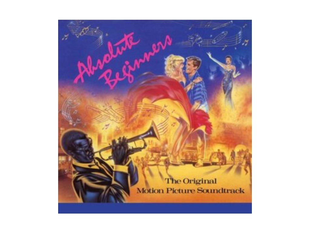 Various Artists - Absolute Beginners: The Original Motion Picture Soundtrack (Music CD)