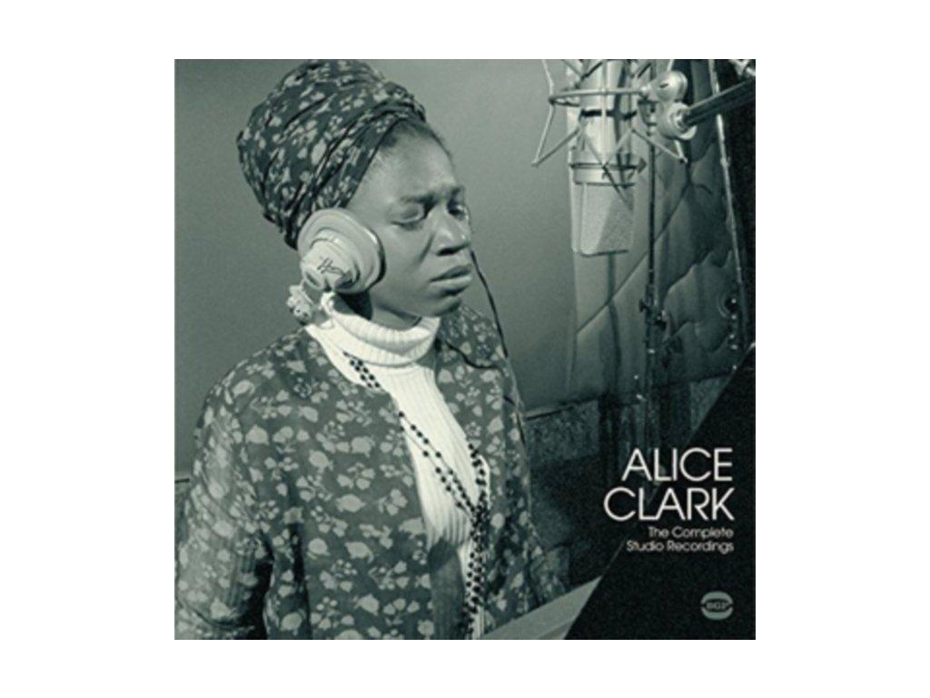ALICE CLARK - The Complete Studio Recordings (LP)