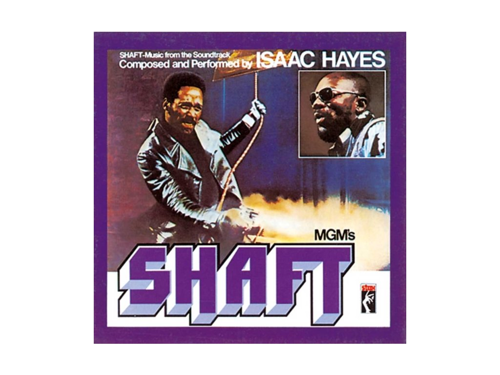 ISAAC HAYES - Shaft Ost (LP)