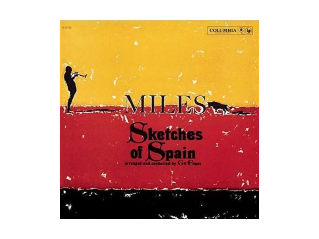 MILES DAVIS - Sketches Of Spain (LP)